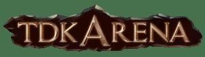TDK_Arena_Game_Logo